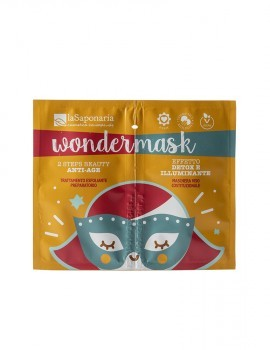 Maschera 2 step beauty anti age