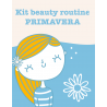 Kit beauty routine di primavera