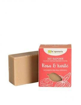 Rose & Shea Butter Soap
