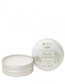 Mint and Lemon Hand Cream